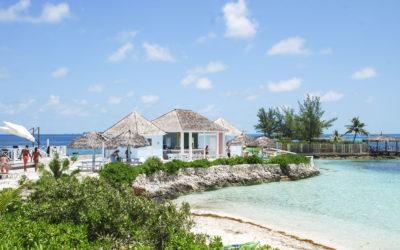 Escape to Pearl Island, Bahamas