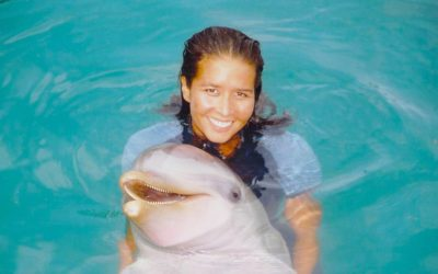 Featured Out Islander – Angie Dovel